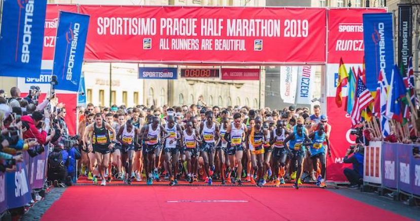 Calendario Mezza Maratona 2020.Maratone Europee Travel Marathon