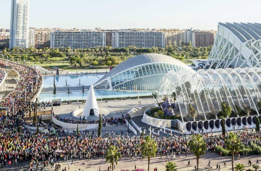 Maratona di Valencia 2018  ... aperte le pre-iscrizioni