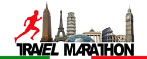 Travel Marathon Logo