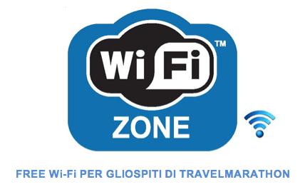 Maratona di praga free wifi