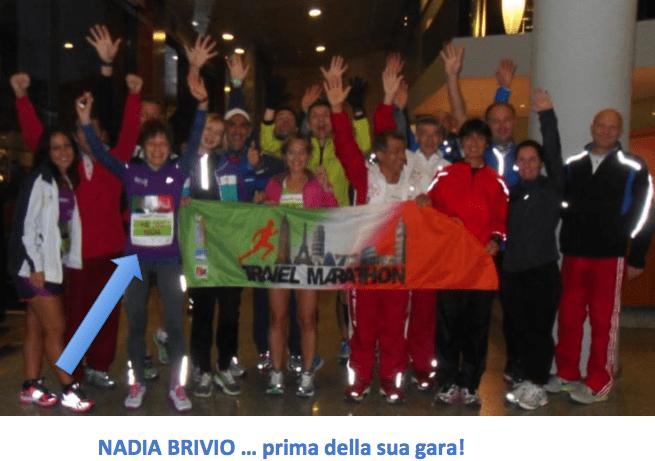 Nadia Brivio a Valencia